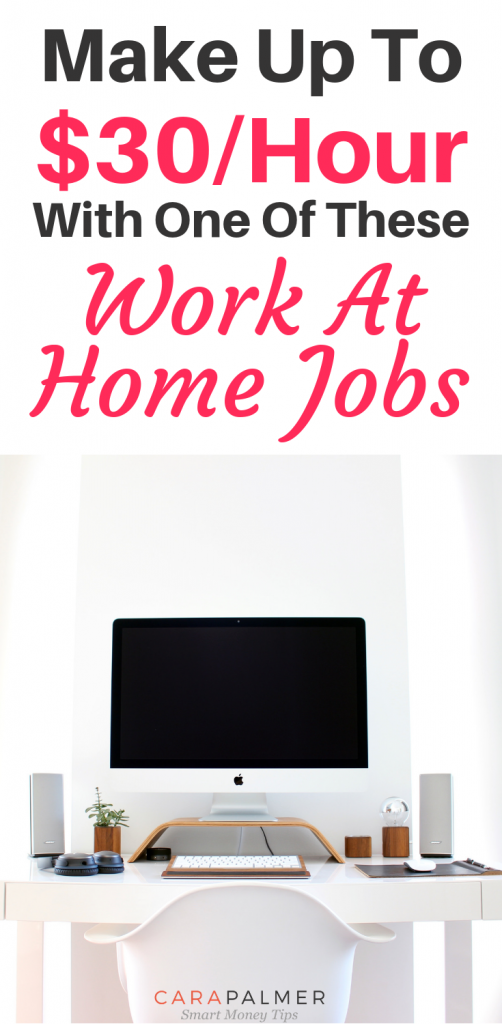 Easy online jobs from home for free