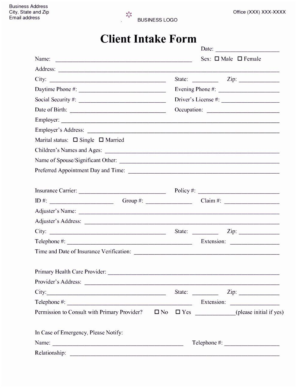 Free Counseling Forms Templates Lovely 6 Counselling Referral Form Template Uyefi Treatment Plan Template Certificate Of Completion Template Counseling Forms