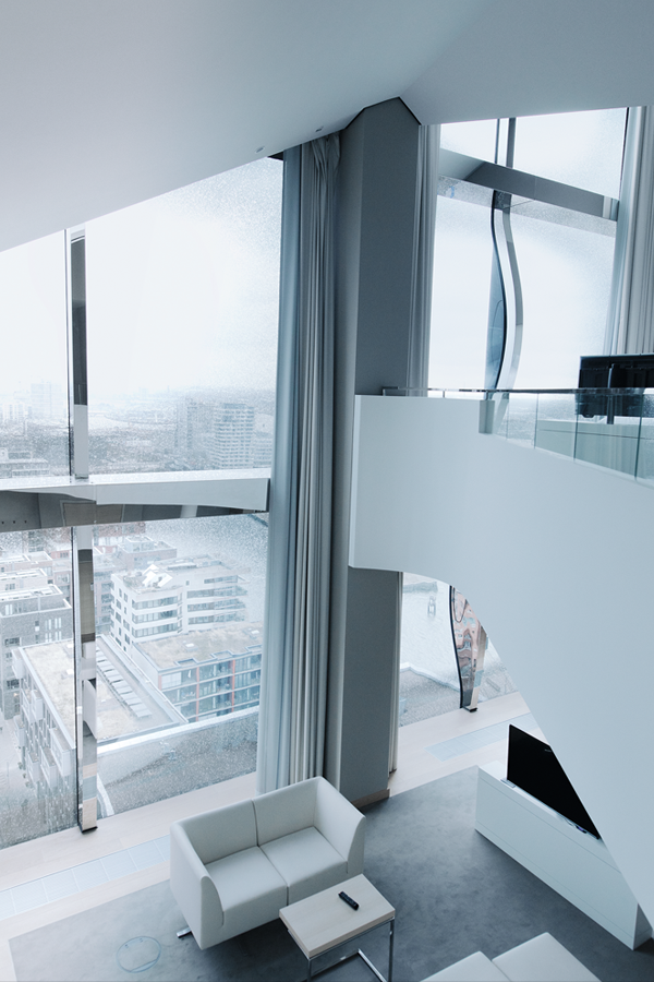 Westin Hotel Hamburg Elbphilharmonie Be It Room Or Maisonette Suite The Bathtub Is Always A Kaldewei Puro Bathroom Solutions Hotels Design Bathroom Design