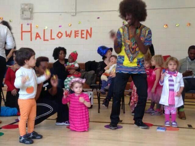 G house Halloween dancing Grosvenor House Y Tender Care - halloween dance ideas