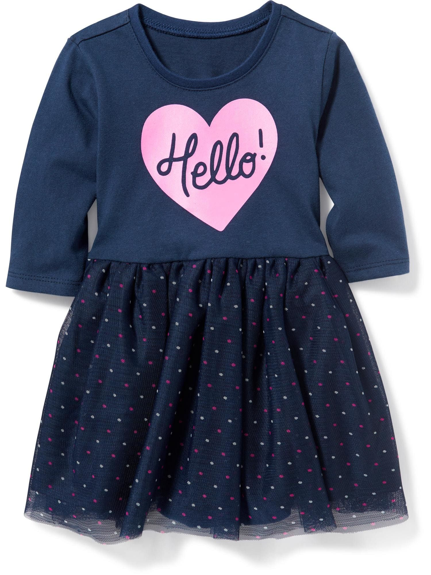 Graphic Tutu Dress for Baby Old Navy Nana s Girl