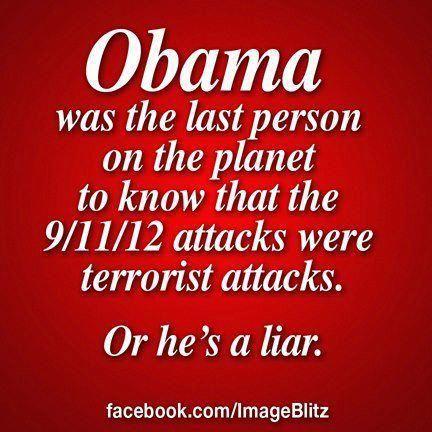hes a liar