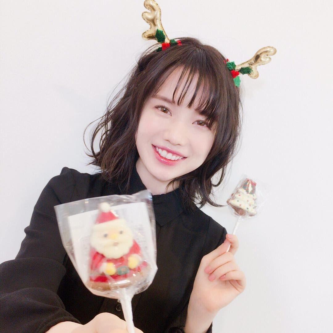 弘中綾香クリスマス