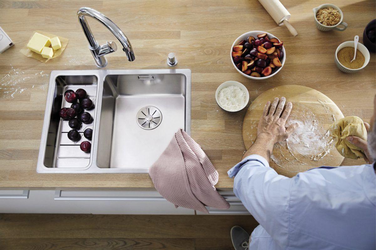 Tolle Kleine Doppelküchenspüle Ideen - Küche Set Ideen ...