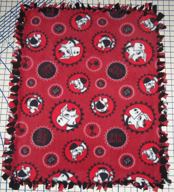 Disney 101 Dalmatians Fleece Baby Blanket Security Pet Lap Etsy Fleece Baby Blankets New Baby Products Disney Blanket