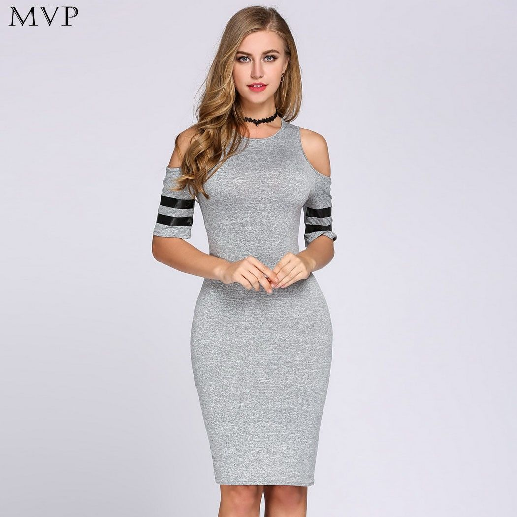 FANALA Summer Bodycon Dress Women Sexy Fashion Beach Night Party Dress  Casual Cotton Going Out Pencil
