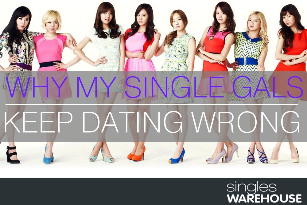 dating my single friend