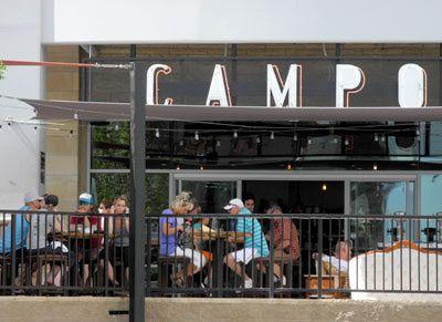 Campo Restaurant 50 N Sierra Street Reno 89501 775 737 9555
