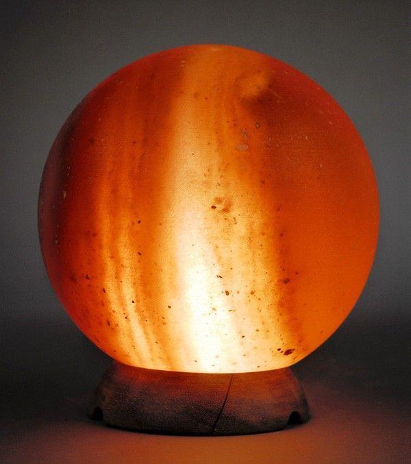 Himalayan salt lamp globe http://himalayansaltlamp.org/himalayan ...