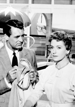 Cary Grant and Deborah Kerr ~ An Affair to Remember, 1957