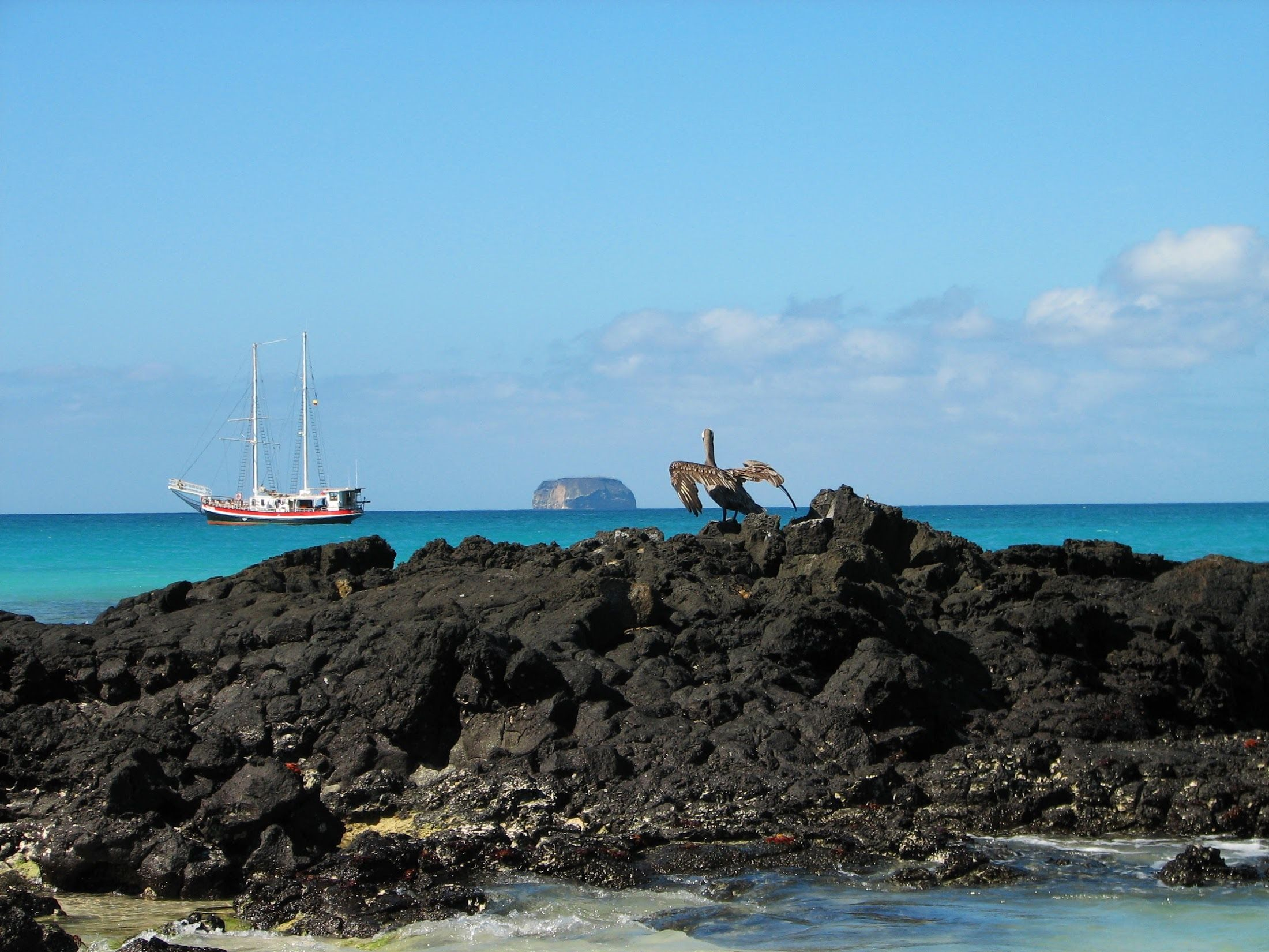 The best way to visit the Galapagos is as a liveaboard cruise, and as exclusive as it may, it is a once-in-a-lifetime experience.