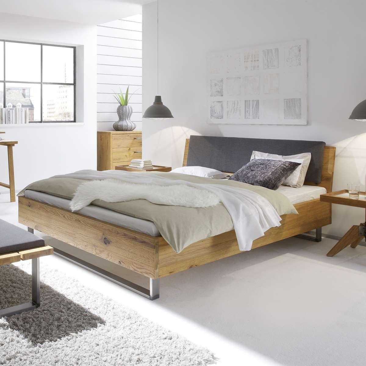 Echtholzbett Oak Wild Von Hasena Bett Modern Designer Bett Bett Eiche