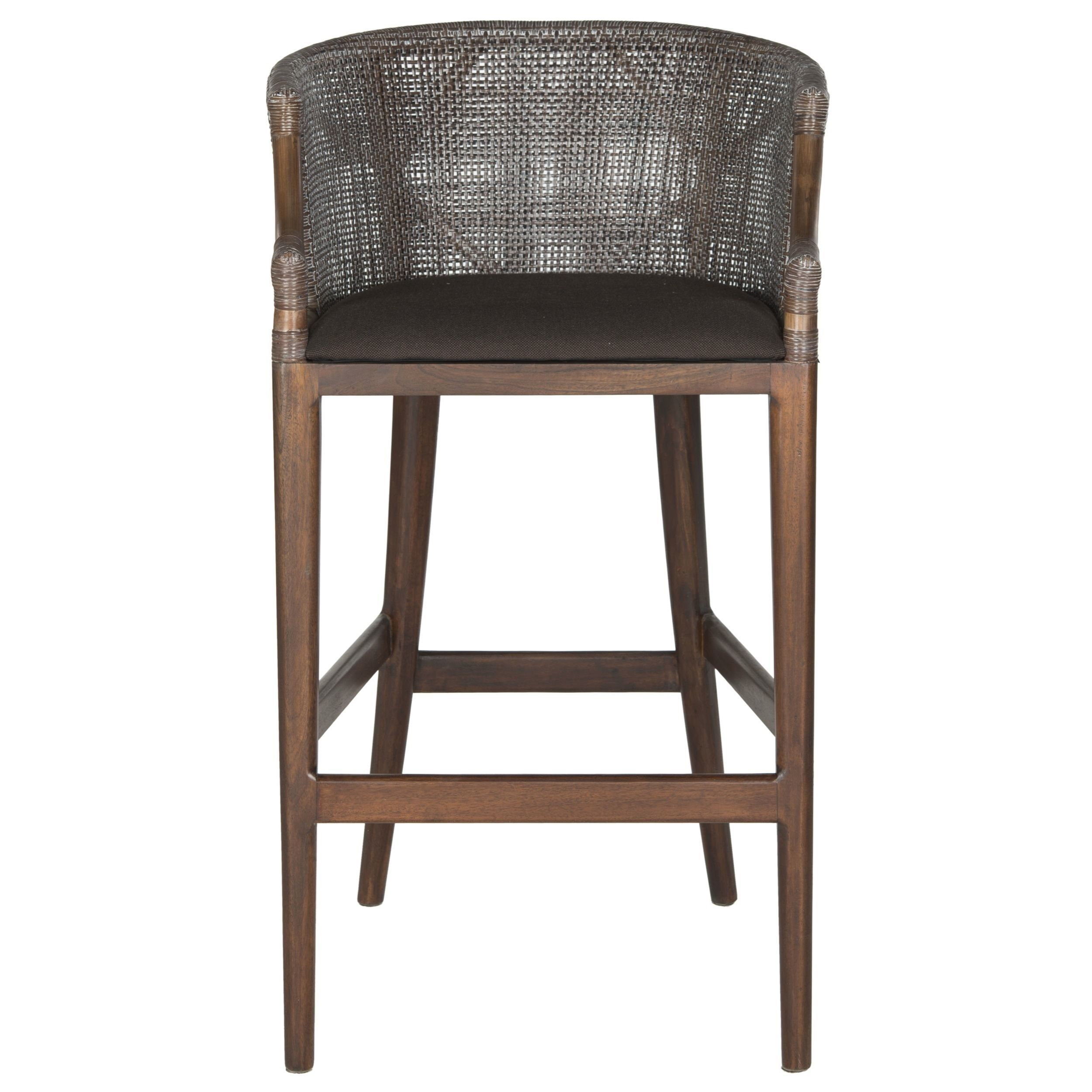 Prime Safavieh Brando Brown 28 Inch Bar Stool Overstock Com Pdpeps Interior Chair Design Pdpepsorg