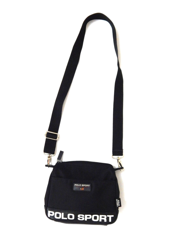 90s POLO SPORT ralph lauren handbag purse womens mens shoulder bag by  GLITTERSTREET on Etsy 906ed17bb8c32