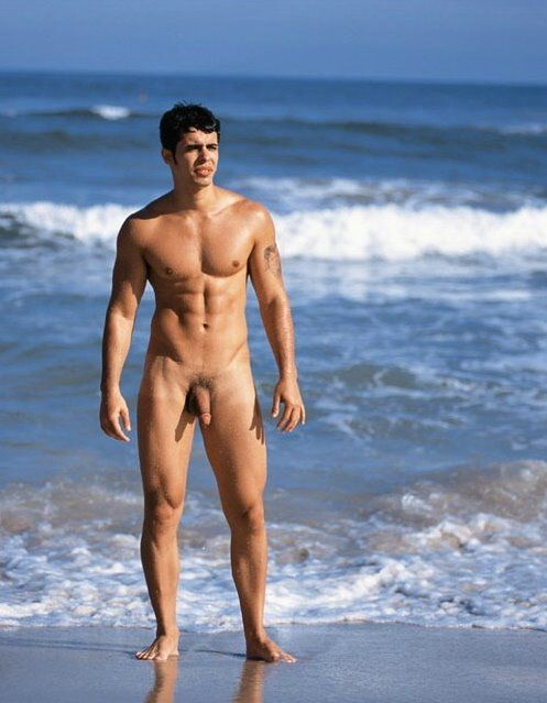 hot men at nude beach
