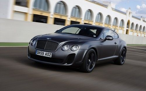 More Pics : 2010 Bentley Continental Supersports Exotic Car Photo Of 48 :  DieselStation