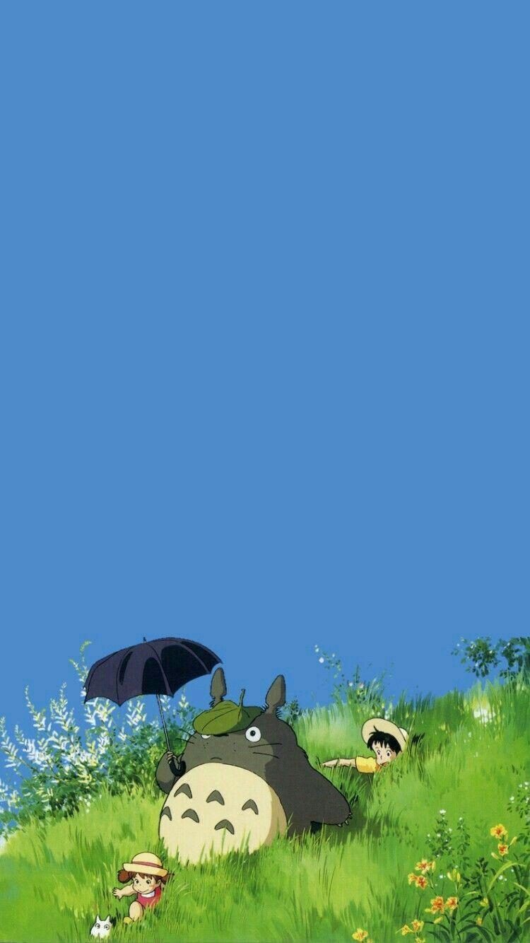23+ Ghibli Backgrounds Iphone JPG