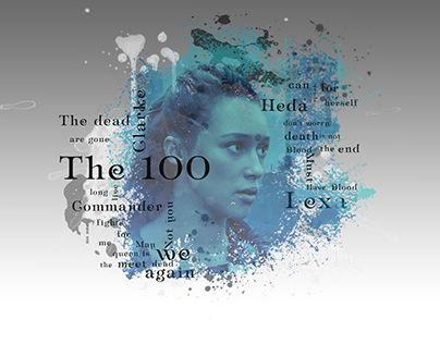 "Check out new work on my @Behance portfolio: ""HEDA The 100"" http://be.net/gallery/35957867/HEDA-The-100"