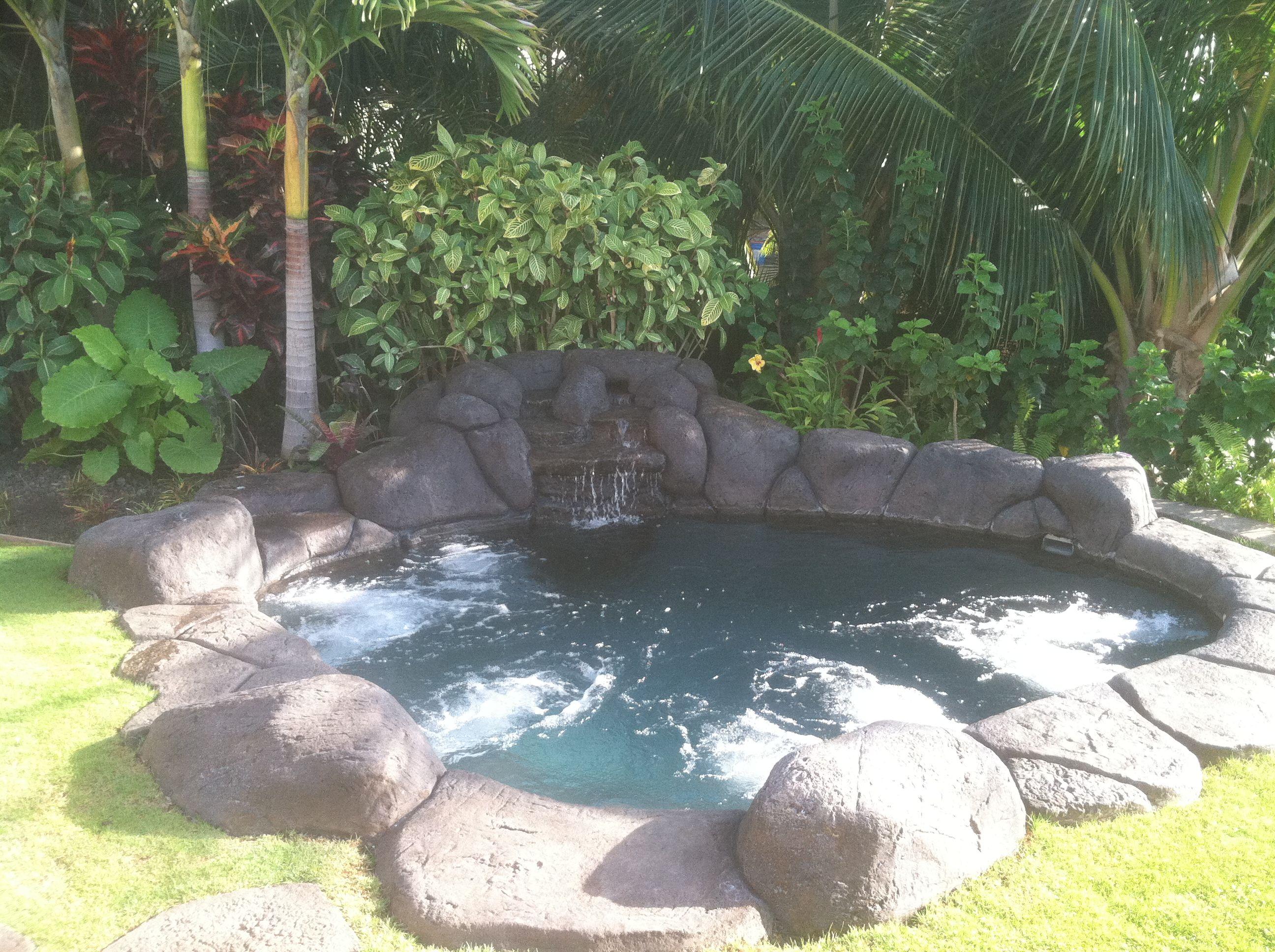 Pin By Huber Pools Inc On Cool Pools Swimming Pools Backyard Pool Hot Tub Backyard Oasis Diy