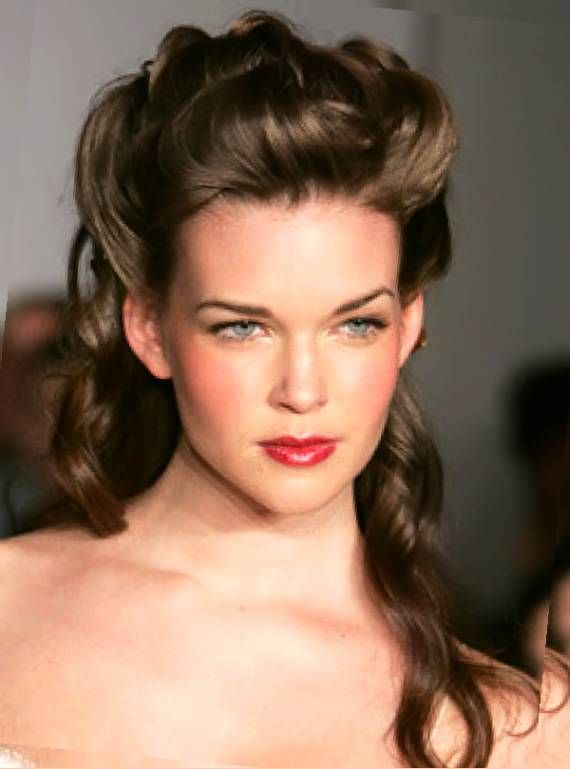 glamorous hairstyles for long hair - Bilder | Special Occasion ...