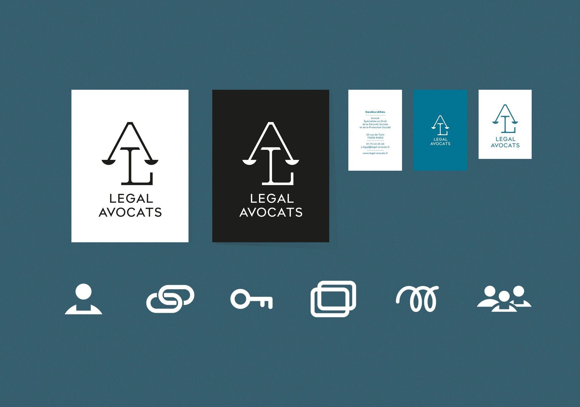 Legal Avocats Avocat Graphisme Logo Avocat Logo Avocat