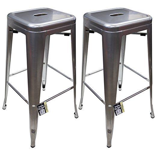 Pleasing Marko Furniture Metal Breakfast Bar Stool Seat Chair Ibusinesslaw Wood Chair Design Ideas Ibusinesslaworg