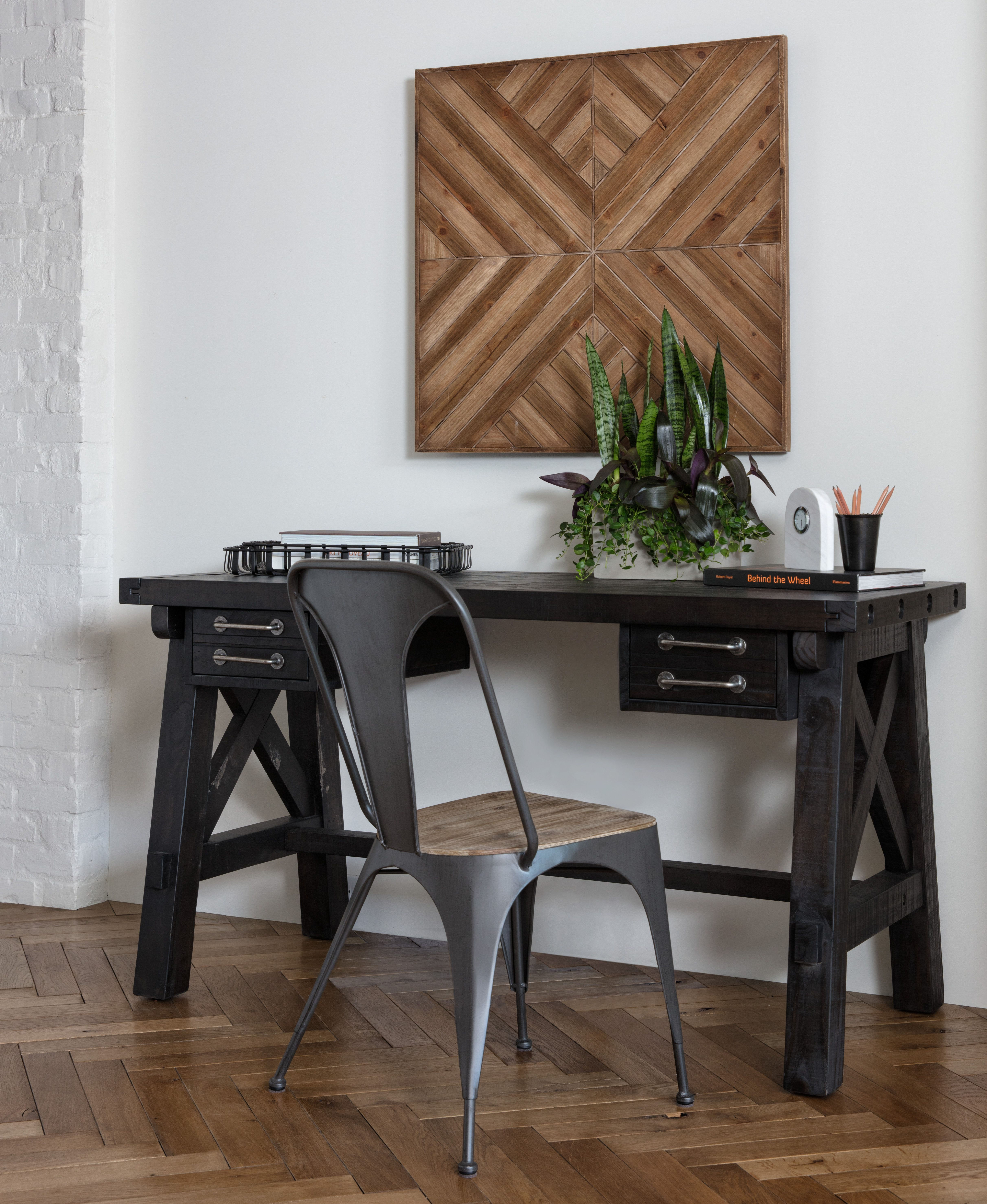 Jaxon Desk Small Apartment Decorating Decor Small Guest Rooms