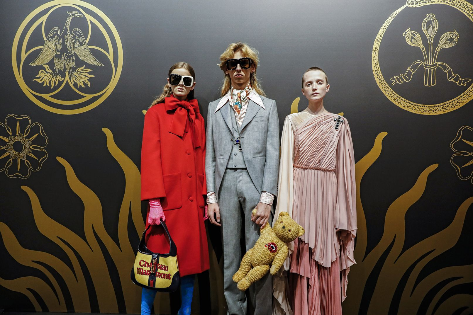 4119a1abae Rave in a Cemetery | gucci by Alessandro Michele | Gucci fashion ...