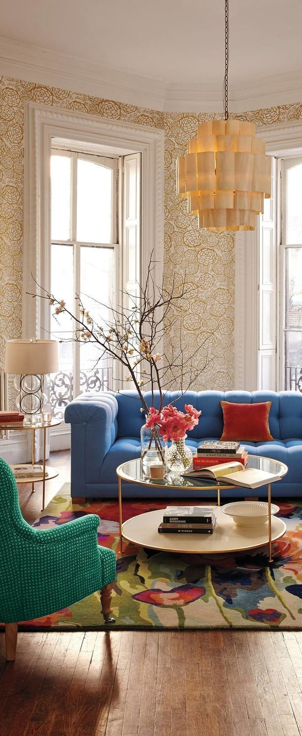 Spring Decorating Ideas Gorgeous Spring Colors In This Warm And Inviting Living Room Design