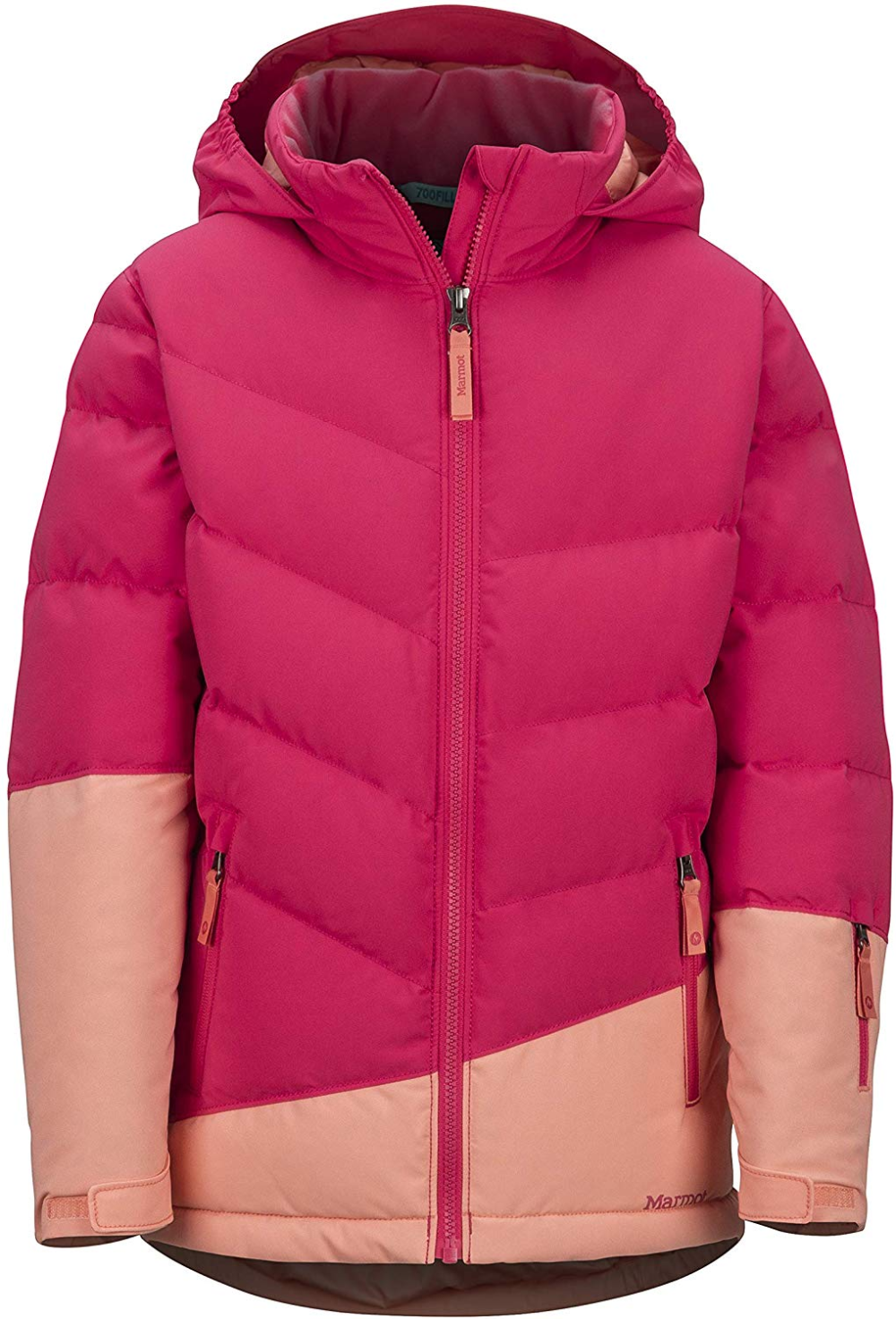 Etecredpow Boys Warm Cotton-Padded Down Jacket Hooded Winter Quilted Parka Coat
