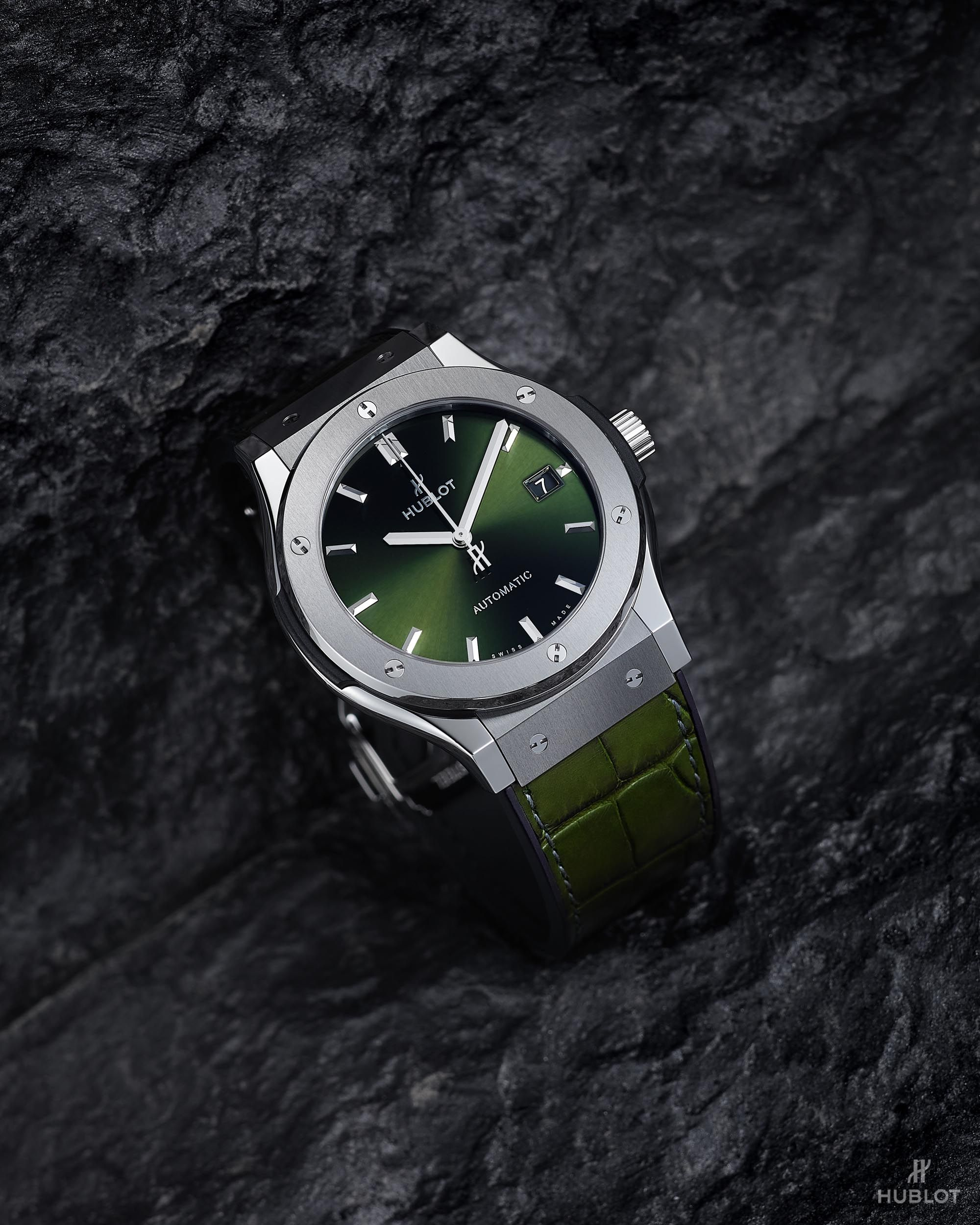Classic Fusion Green Watches For Men Best Watches For Men Hublot