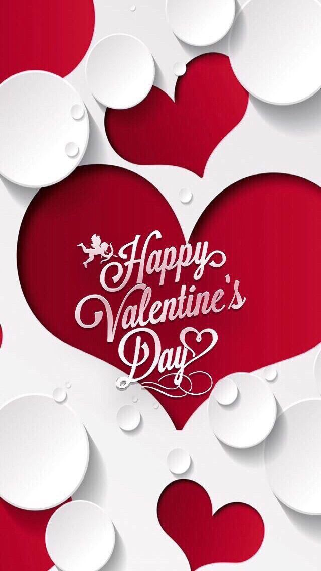 Wallpaper Iphone Happy Valentines Day Love E A Aa
