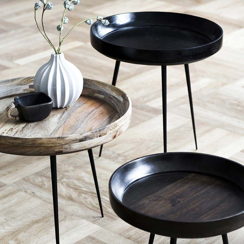 Mater bowl tables group 2 beistelltische pinterest for Wohnung inneneinrichtung design
