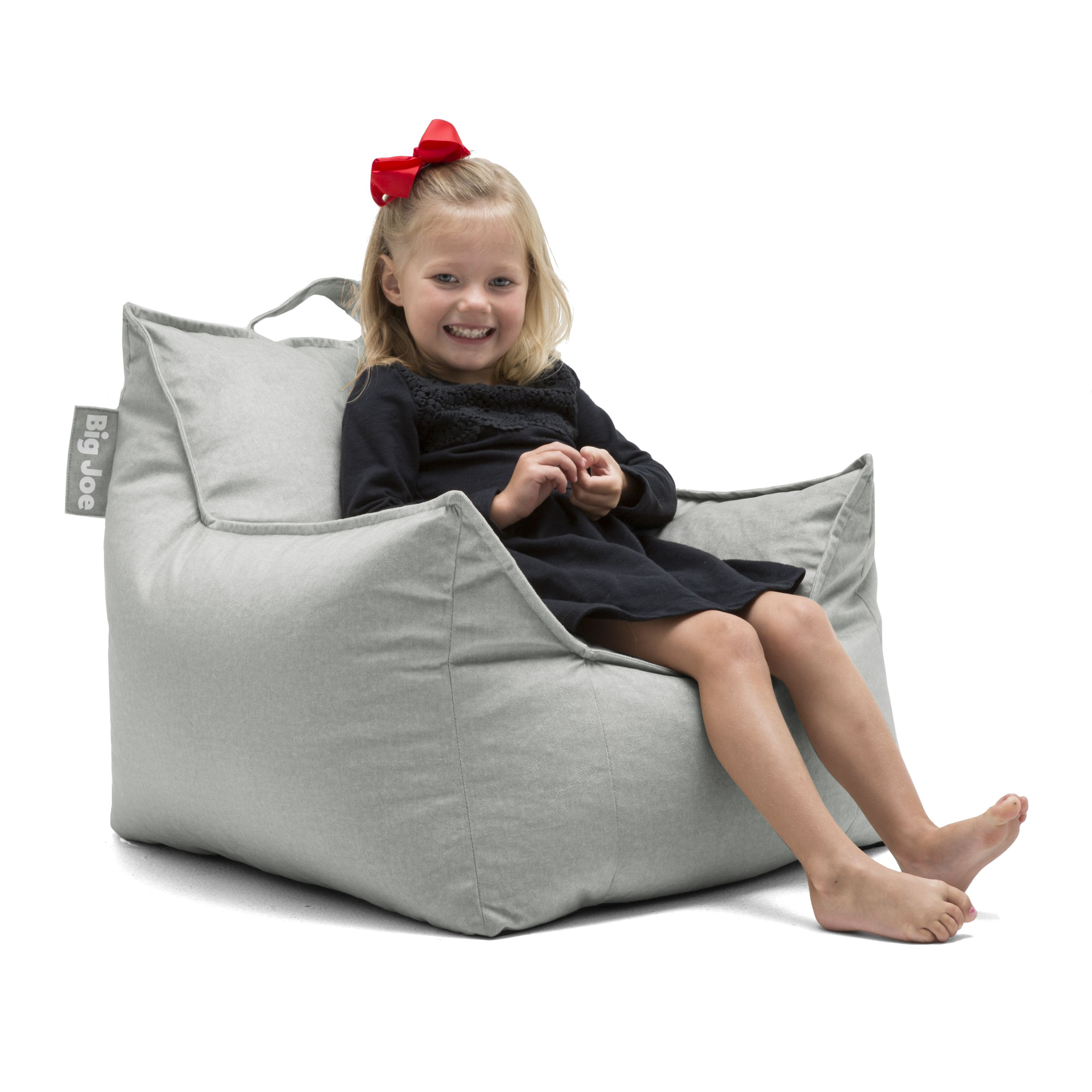 Big Joe Kid's Mitten Bean Bag Chair, Multiple Colors