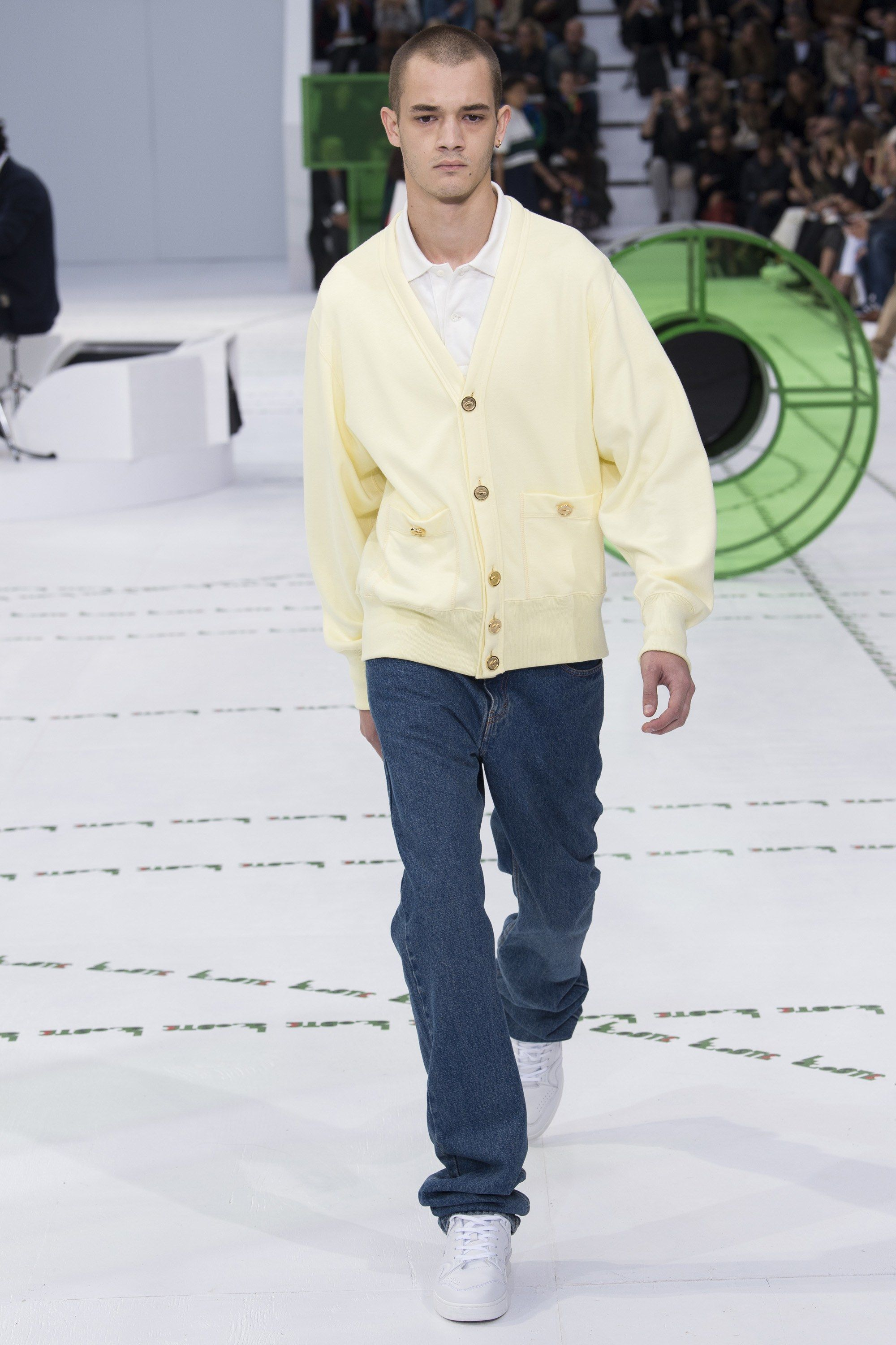 9ab98b4f1f1 Lacoste Spring 2018 Ready-to-Wear Collection Photos - Vogue