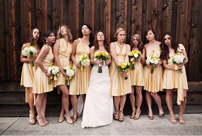 17 Best images about Bridal Party on Pinterest | Mismatched ...