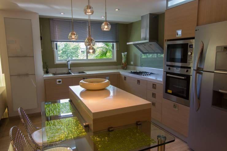 5 Cocinas pequeñas ¡Perfectas para tu apartamento! | Apartamentos ...
