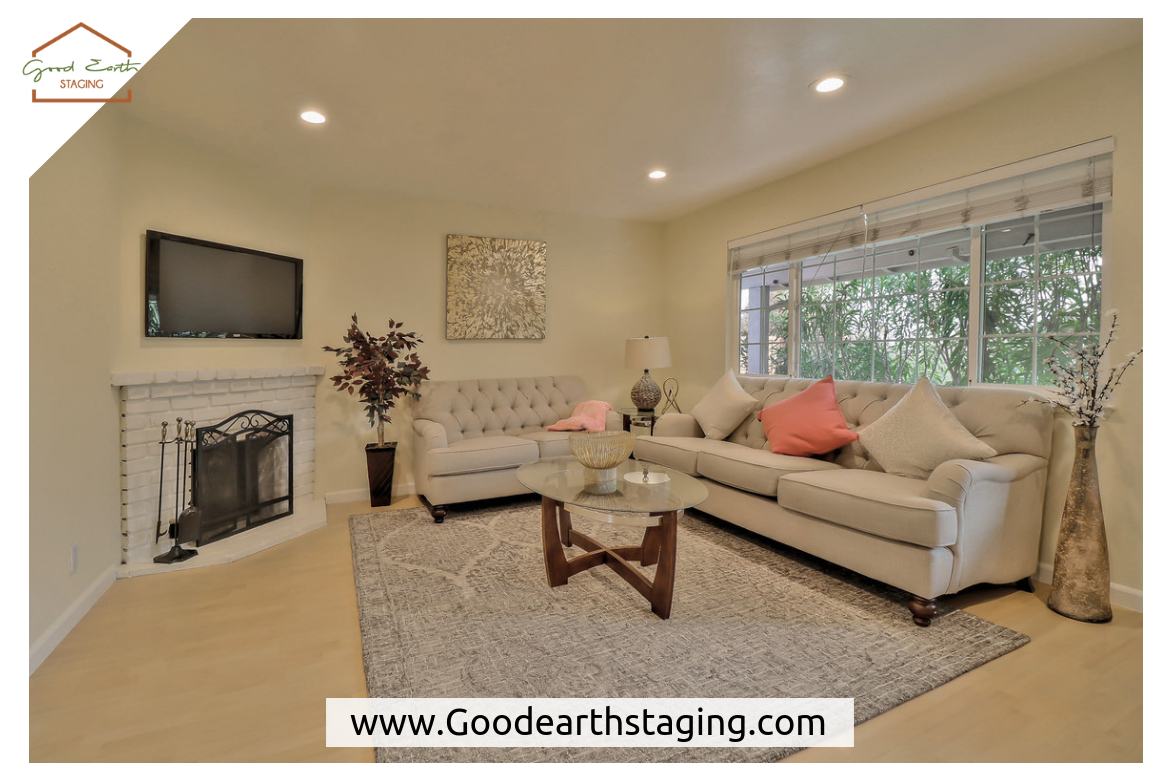 Home Staging At 4609 Capitola Avenue San Jose Ca By Good Earth Llc Goodearthstaging Stagingredefined Sanfrancisco Bayarea Homestaging