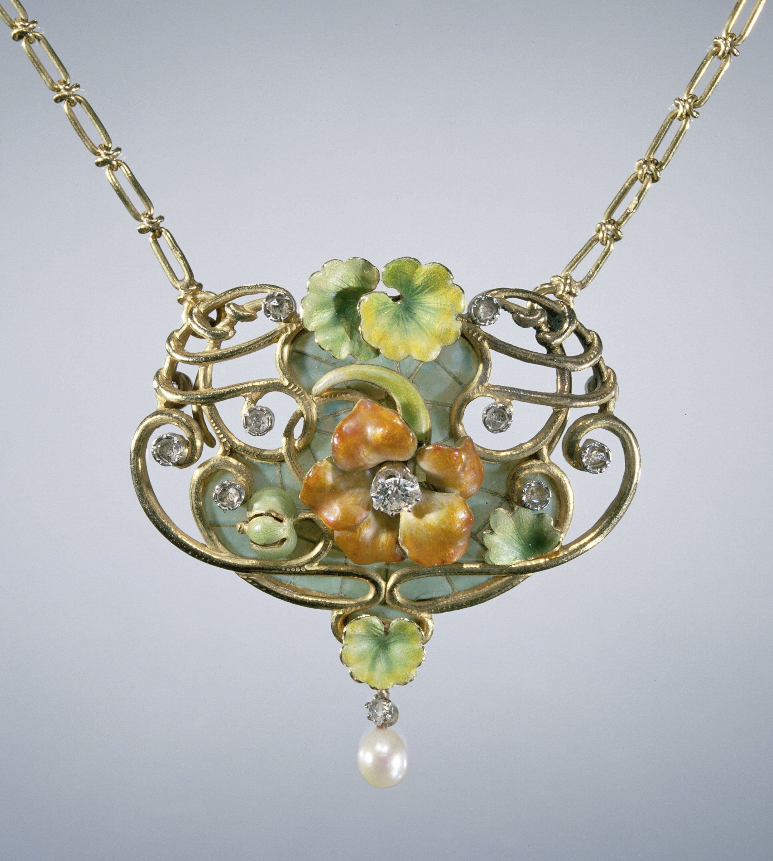 Art Nouveau In Het Rijksmuseum.Het Museum Van Nederland Te Amsterdam In 2019 Jewellery Art