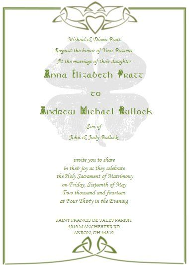 Invitations Without Dinner Reception