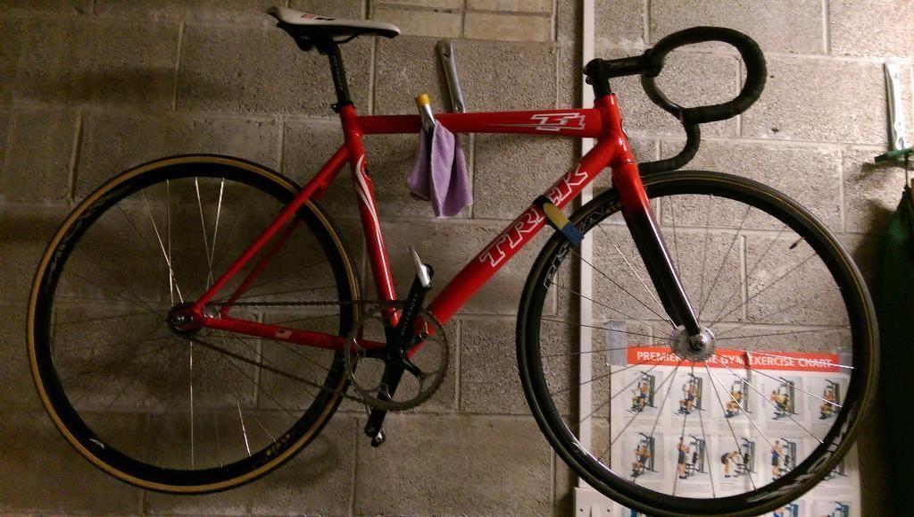 TREK T1 TRACK/FIXIE BIKE on Gumtree. Track/Fixie Track Bike by Trek ...