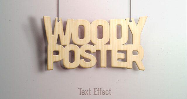 Free photoshop text effect tutorials