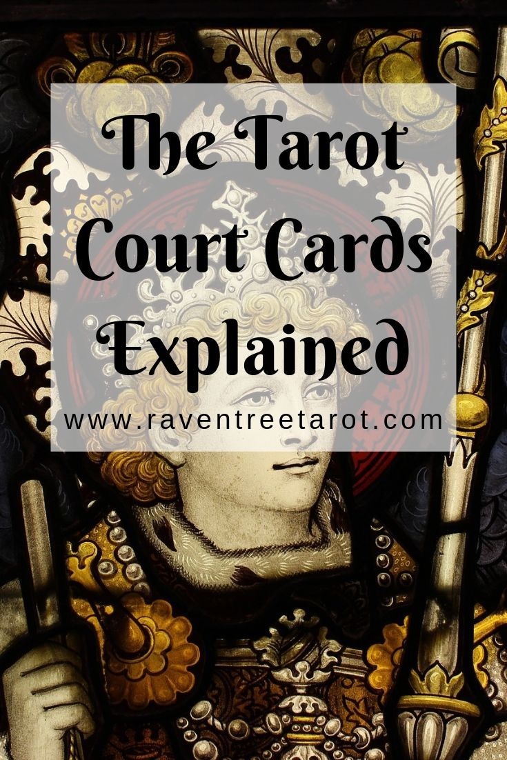 Find out what makes the tarot court cards so unique
