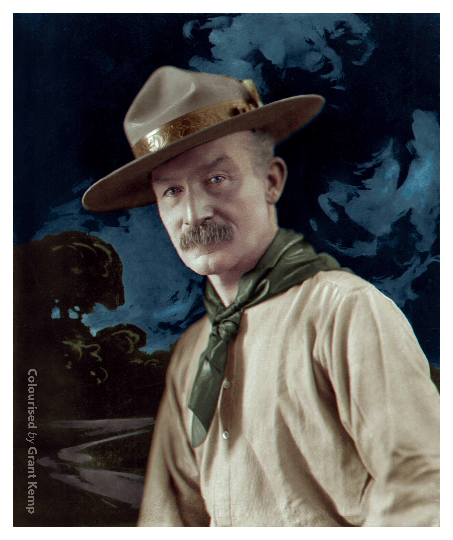 Lieutenant General Robert Stephenson Smyth Baden Powell Was