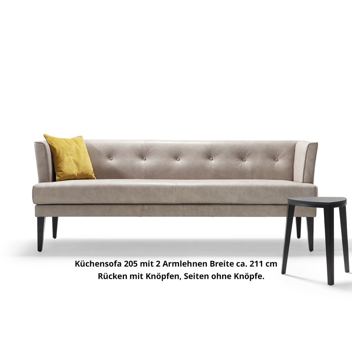 Kuchensofa Smilla Von Signet Hauptstadtmoebel De In 2020 Kuchen Sofa Kuchensofa Sofa