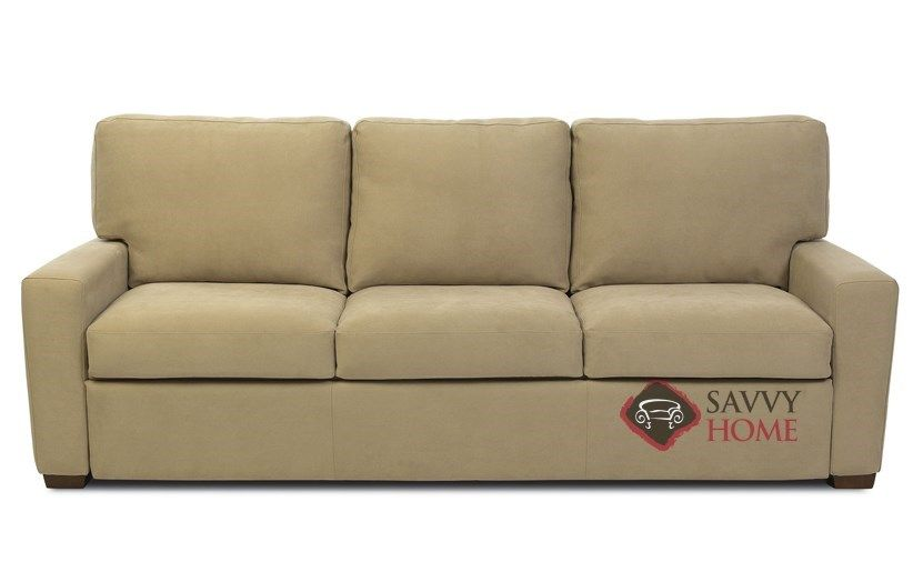 Lyons Low Leg Queen Comfort Sleeper By American Leather Generation Viii With Images Comfort Sleeper American Leather Comfort Sleeper American Leather Sleeper Sofa