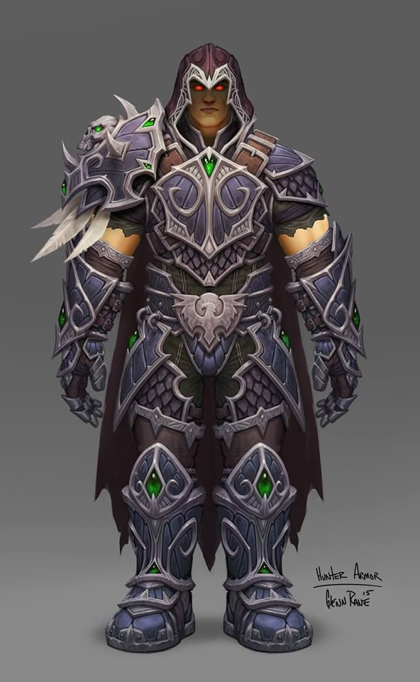 Pin by Homes Ho on Charactor Model in 2019 | Warcraft art