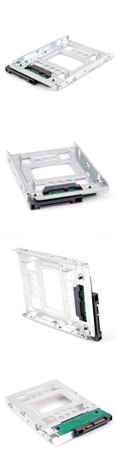 "3.5/"" SAS SATA Hard Drive Tray Caddy w//4 Screws For Dell PowerEdge R710 US Seller"