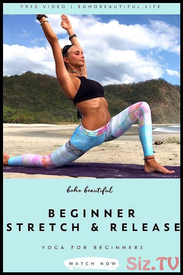 This 15 min easy yoga class for beginners is intended to stretch and relax your entire body Moving through gentle postures this class is intended foThis 15 min easy yoga...