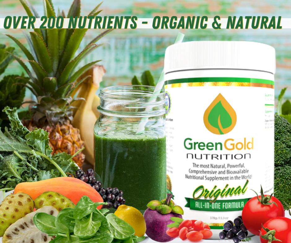 Greengold Nutrition Original Formula In 2020 The Originals Nutritional Supplements Nutrition